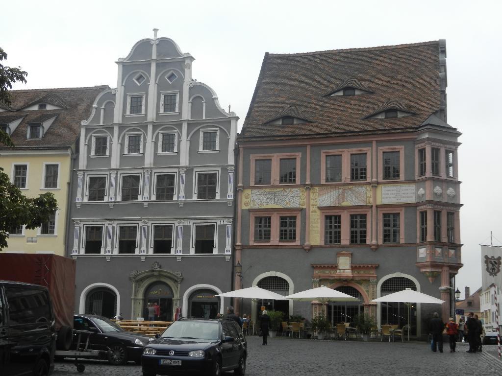 Skeptisches Haus